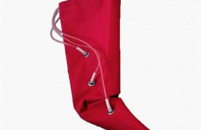 Návlek na nohu pre prevenciu žilovej trombózy