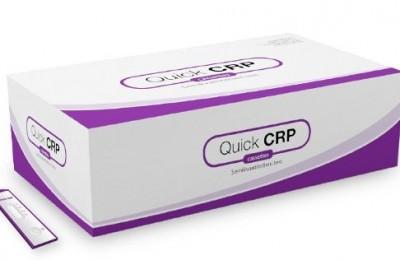 CRP Test (20 kusov)